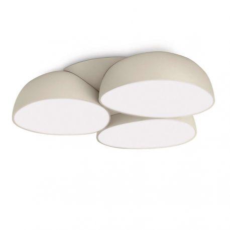 Philips Stonez loftslampe - Hvid