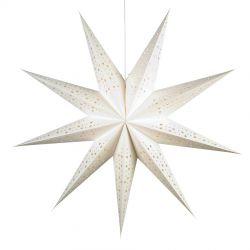 Solvalla 100 Stjerne - Hvid - Markslöjd
