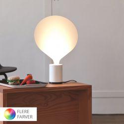 Vertigo Bird Balloon bordlampe - Hvid