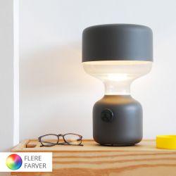 Vertigo Bird Jinn small bordlampe - Varm grå