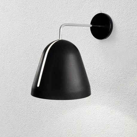 Tilt væglampe - Sort
