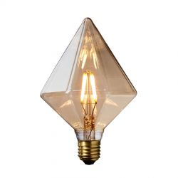 NielsenLight LED Diamant dekorationspære E27 3W