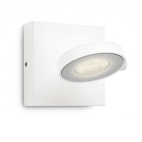 Philips Clockwork LED spot 1x5W - Hvid