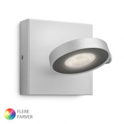 Philips Clockwork LED spot 1x5W - Hvid