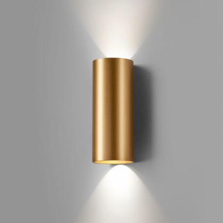 Zero W2 væglampe - Guld - Light-Point