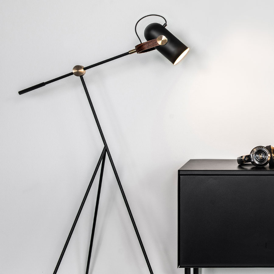 Le Klint Carronade bord/væglampe - Køb Le Klint lamper her