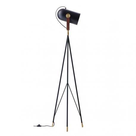 Le Klint Carronade standerlampe - Sort