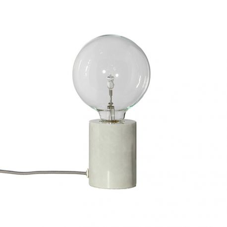 Frandsen Bristol bordlampe - Marmor