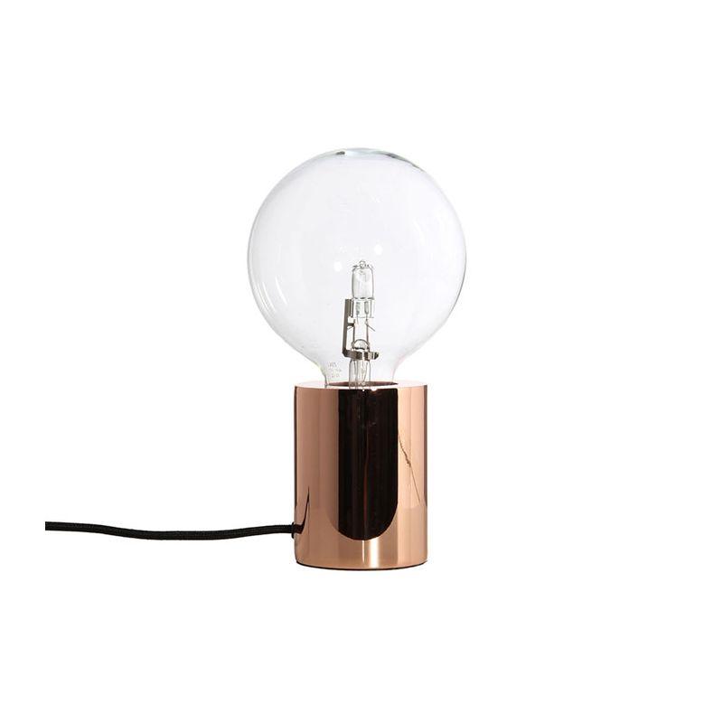 Frandsen Bristol bordlampe Kobber Lys Lamper dk