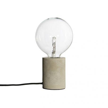 Frandsen Bristol bordlampe - Beton