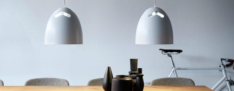 Bell+ lamperne fra Darø