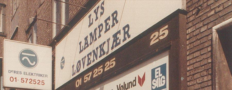 Lys-Lamper Løvenkjær