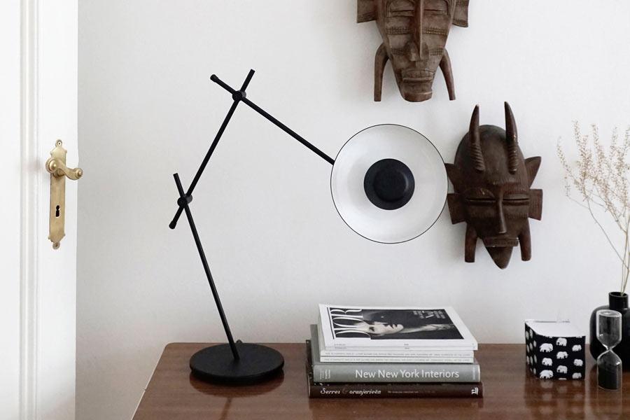Arigato bordlampe fra Grupa Products