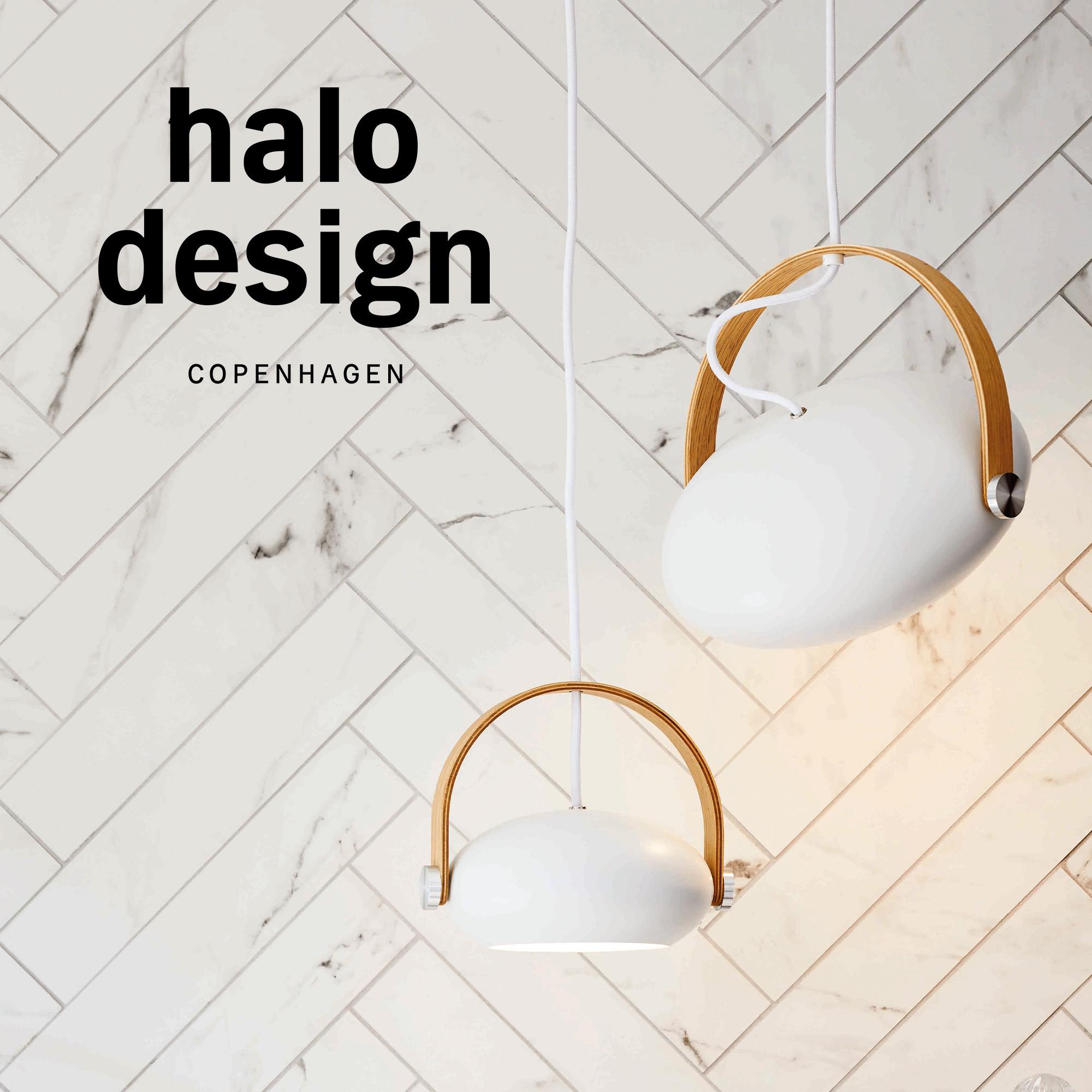 Splinternye Halo Design - Se vores store udvalg af Halo Design lamper - Lys PY-04