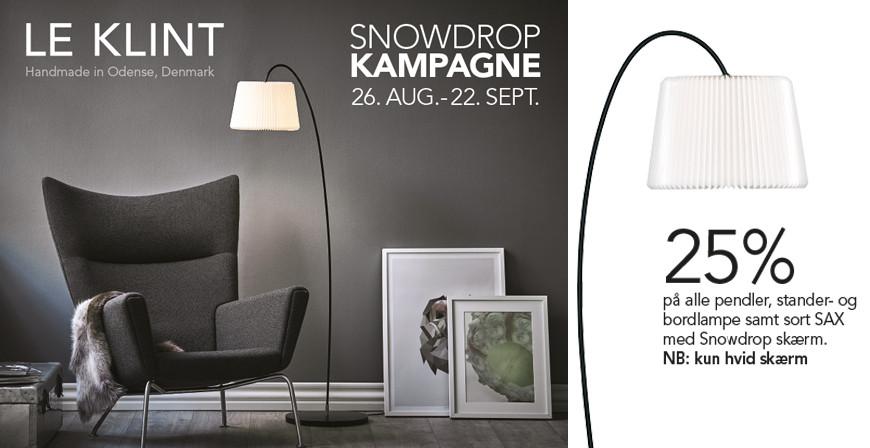 Le Klint Snowdrop - Spar 25%
