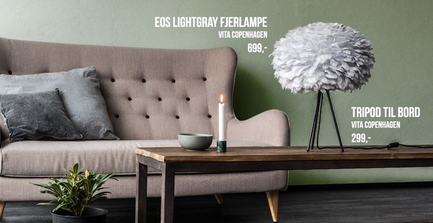 Eos Lightgray - Nyhed fra VITA