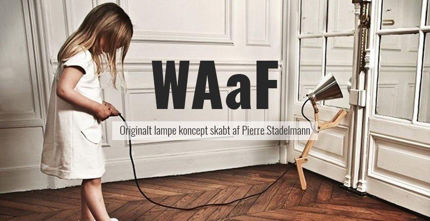 WAaf lamper fra Structures